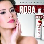 Tem sorteio na fã page, ganhe 1 kit Rosa Perfeita