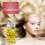 Tratamentos para salvar os cabelos