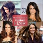 """Cabelos com """"Marrom Chique"""" – Ombré Hair"""