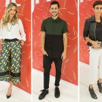 Look's dos apresentadores do GNT no último dia do SPFW