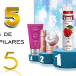 Os 5 melhores lançamentos de cosméticos capilares em 2015