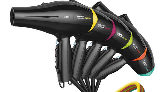 Taiff vis unique 2400w melhor secador de cabelo