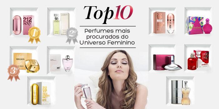 top 10 perfumes femininos
