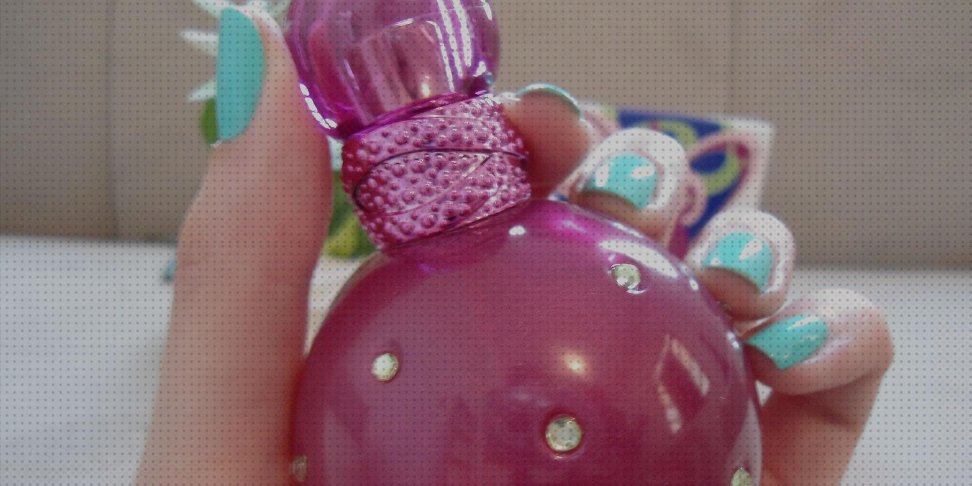 Revelado o sucesso do perfume Britney Spears Fantasy